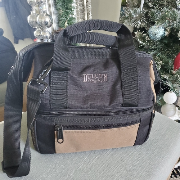 Duluth Trading Co Bags Duluth Trading Canvas Lunch Box Poshmark